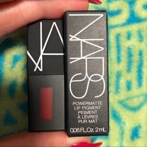 NARS Red Matte Liquid Lipstick